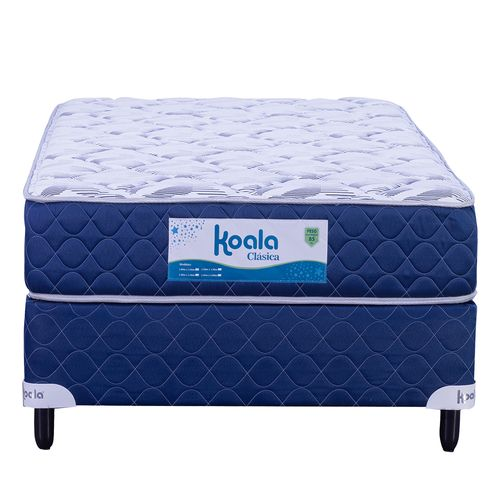 Sommier-Koala-Clasica-120x190-Azul