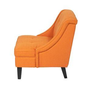 Silla-Clorinda-Naranja-6018-Lateral
